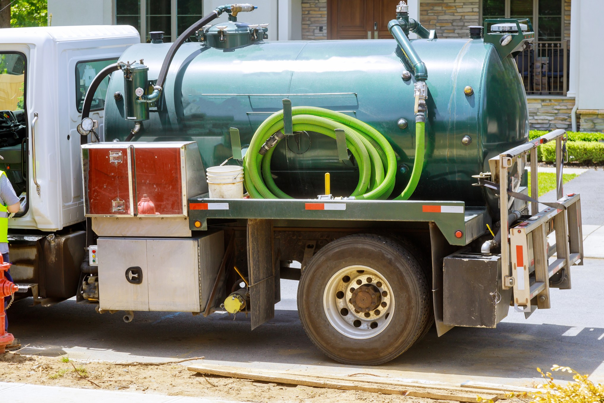 How to Care for Your Septic System | Jerry Advice